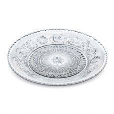 Baccarat Arabesque Plate 160